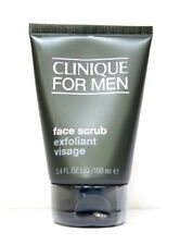 Clinique For Men - Face Scrub - 100ml - Full Size - Sealed