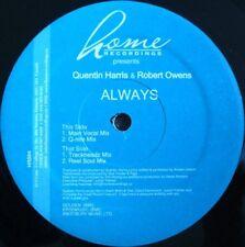 Quentin Harris & Robert Owens – Always ( VINYL 2005 ) HR004
