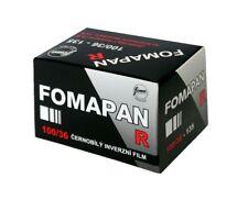 Foma Fomapan R 100 ISO Black & White Reversal Slide Film 35mm 36 exp. FRESH