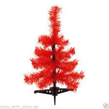 Décorations de Noël et sapins Rouge sans marque pour le bureau