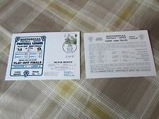 CHARLTON v LEEDS 1987 for Division 1 Play Off Games 8b FOOTBALL First Day Cover