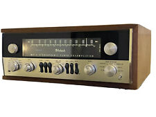 Vint McIntosh Mx110 Stereophonic Tube Tuner Preamplifier W/ Cabinet - Must Sell