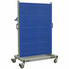Sealey Industrial Mobile Storage System with Shelf APICCOMBO1