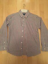Blue Zoo By Debenhams Boys Long Sleeved Shirt Age 11 Years
