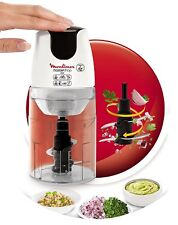 Moulinex Masterchop XL - Mincer with 4 Blades, System of Security, 500 W