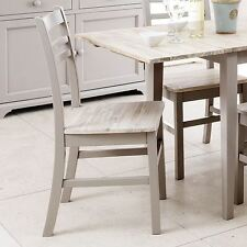 STUNNING Florence Country Style Kitchen Chair. Solid Wooden Chair in Truffle