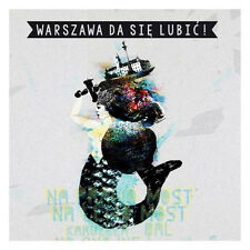 Warszawa da sie lubic  (CD 2 disc)  2014   NEW