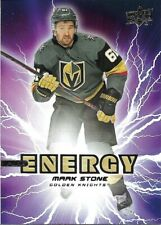 Mark Stone #PE-42 - 2019-20 Series 1 - Pure Energy