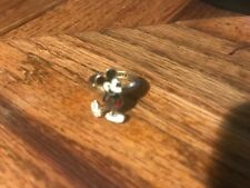 Walt Disney Productions Adjustable Ring Enameled Mickey Mouse