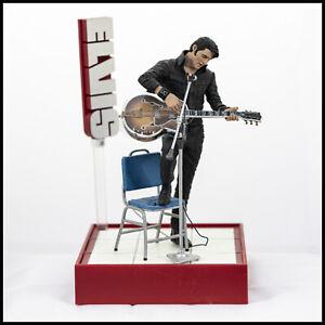 Elvis Presley Comeback Special Mcfarlane Toys 50th Anniversary Figure – No Box