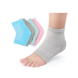 One Pair Heel Moisturising Socks, Help to Eliminate Dry Cracked Heels