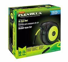 """Legacy Mfg. Co. Zilla Reel 3/8"""" x 50' Plastic Air Hose Reel L8250FZ New"""