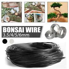 1 Roll Fastener Bonsai Aluminum Wire Tree Branch Training Tool Plants Styling