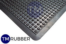 Anti Fatigue Bubble Air Rubber NonSlip Ergo Mat 900mm x 600mm x 13mm FREE POST