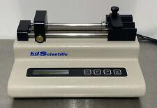 Kds 101 Cat 78 101v Dual Syringe Pump