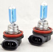 2x H11 SET 55W GAS XENON Optik Halogen Lampen Birnen Autolampen Long Life