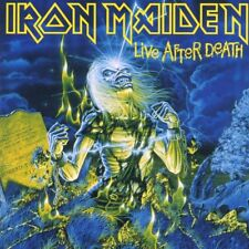Iron Maiden 'Live After Death' 2 CD - NEW