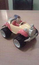 Noddy en Toyland 2011 auto en movimiento