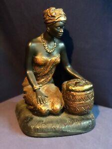 """""""Rejoice"""" - Austin Sculpture by the artist, Ecila"""