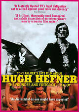 Hugh Hefner: The Founder and Editor of Playboy (DVD, 2014)