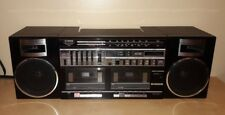 VINTAGE Fisher PH 463 Home Audio AM/FM Radio Duel Cassette Tape Recorder Player