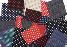 """Quilting Samples, Scraps Remnants Less than 45"""" Fabric"""