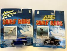 JOHNNY LIGHTNING SURF RODS GHOSTRIDER '33 FORD DELIVERY PANEL & '29 FORD PICKUP