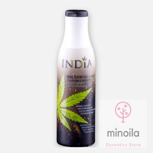 Body balm with hemp seed oil INDIA 400ml.