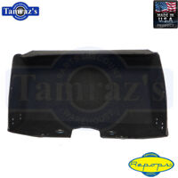 67 68 Camaro Glove Box Liner - Without Air Conditioning & With Black Felt RePops