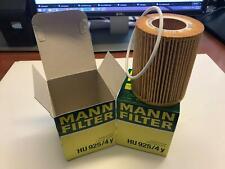 Set of 2 Oil Filter Mann LR001419 For Volvo S60 S80 V70 XC60 XC70 XC90 3.0-3.2L