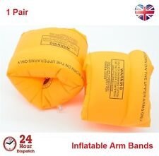 Brand New Swimming Pool Arm Bands Kids Children Inflatable Safety Float | UK