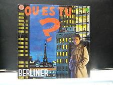 BERLINER Ou es tu ? 721880 WE 171