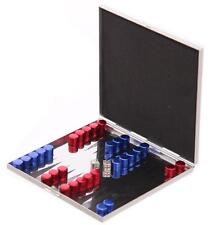 NEW MAGNETIC TRAVEL TABLE TOP BACKGAMMON GAME SET TY421