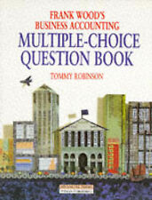 Frank Wood's Business Accounting: Multiple-Choice Question Book