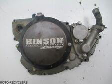 08 KX250F KXF250 KX 250F   clutch cover Hinson   #148