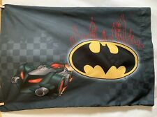 Batman Standard Size Reversible Pillowcase 1 Piece Batmobile Free Shipping