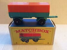 Matchbox Mercedes-Benz Diecast Trailers