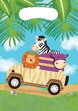 Safari Adventures Favor Bags (8)
