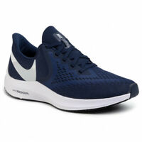 NIKE ZOOM WINFLO 6 Scarpe Running Uomo Neutral MIDNIGHT NAVY AQ7497 401