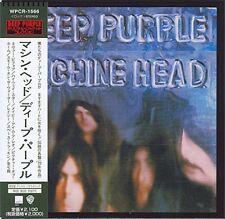 DEEP PURPLE MACHINE HEAD NEW CD MINI LP OBI