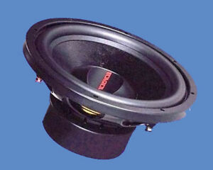 """Orion P12D4,12"""" Subwoofer 1000 watts, 500 Watts RMS"""