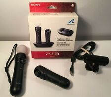Sony Playstation Move - Motion,Navigation Controller,Eye Camera,Charging Station