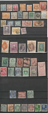 WORLWIDE Used Stamps Lot - CHINE - BRITISH OCCUPATION - NEW ZEALAND ....