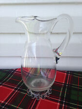 Imperial Candlewick MANHATTAN Pitcher 40 Oz.