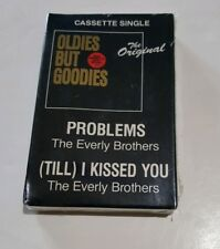 The Everly Brothers- Problems Till I Kissed You 1989 new cassette tape