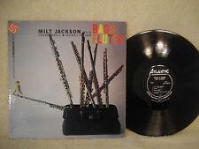 Milt Jackson, Bags & Flutes, 1958 Atlantic Records 1294, first press black label