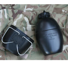 Wide Necked Drinks//Food Flask 330ml olive WT Army Fishing Camping Hiking