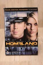 DVD - Série Homeland - L'intégrale de la saison 1 en 4 DVD