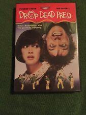 DROP DEAD FRED DVD PHOEBE CATES RARE U.S. REGION 1 VERSION w/INSERT