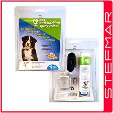 Spray Bark Control Dog Collar Citronella ABS Petsafe Innotek